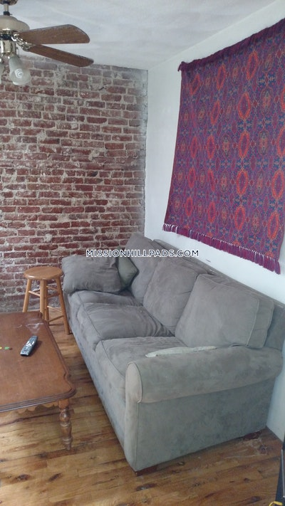 Mission Hill Wonderful 3 Beds 1 Bath Boston - $3,100