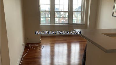 Back Bay Apartment for rent 1 Bedroom 1 Bath Boston - $2,450