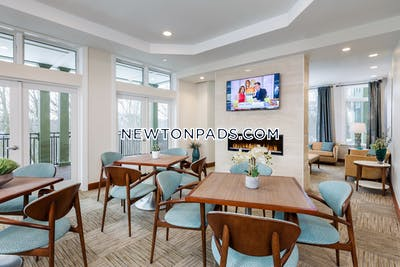 Newton Apartment for rent 1 Bedroom 1.5 Baths  Chestnut Hill - $3,415