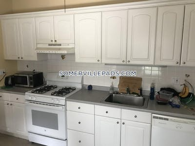 Somerville 3 Beds 1 Bath  Tufts - $2,900