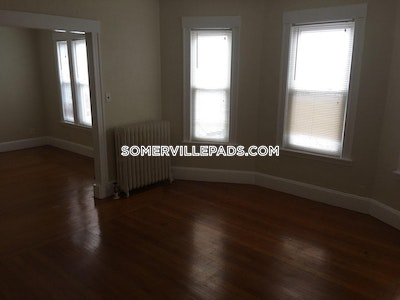 Somerville 3 Beds 1 Bath  Winter Hill - $2,350